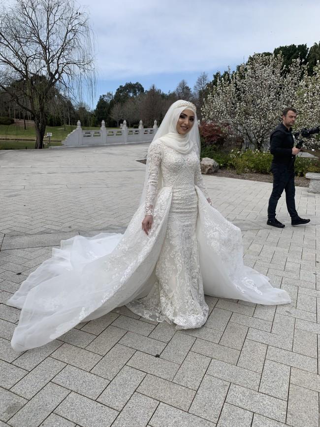 Idora Bridal, Ball Gown