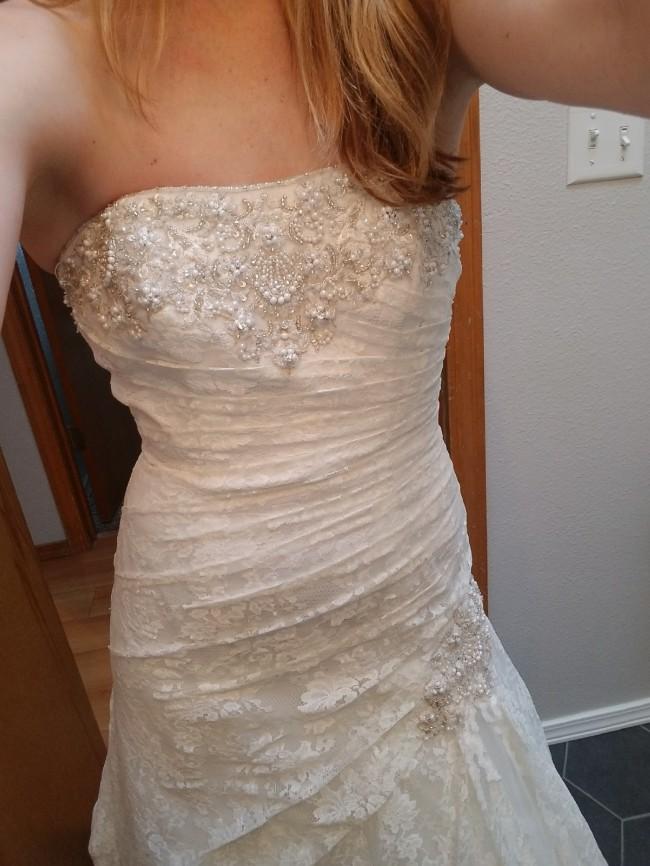 David's Bridal 7YP3344