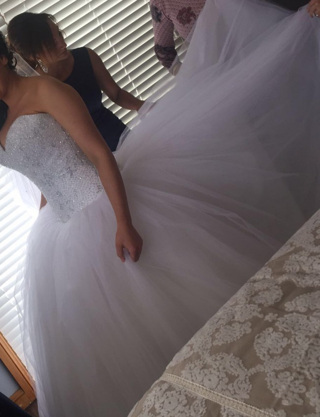 Peretti Bridal Custom Made