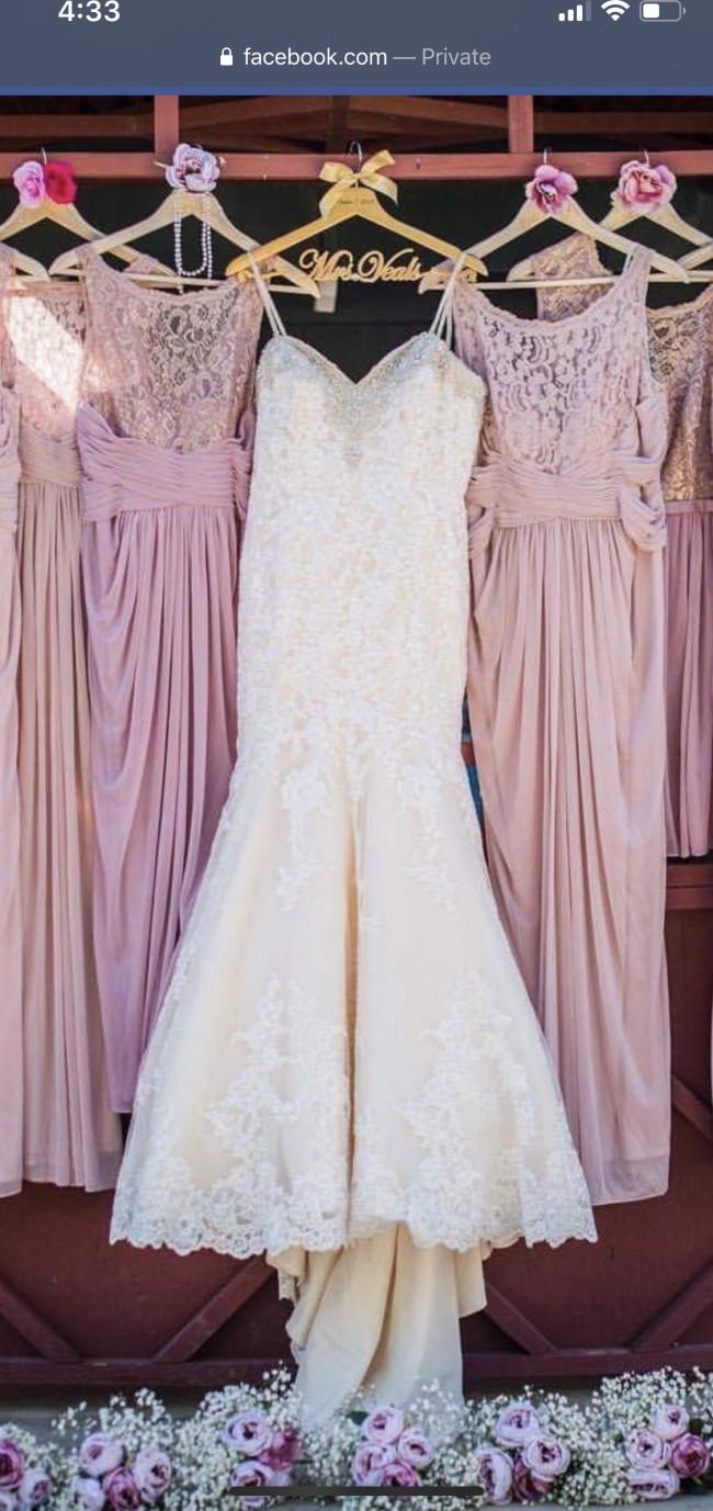 Allure Bridals 2667