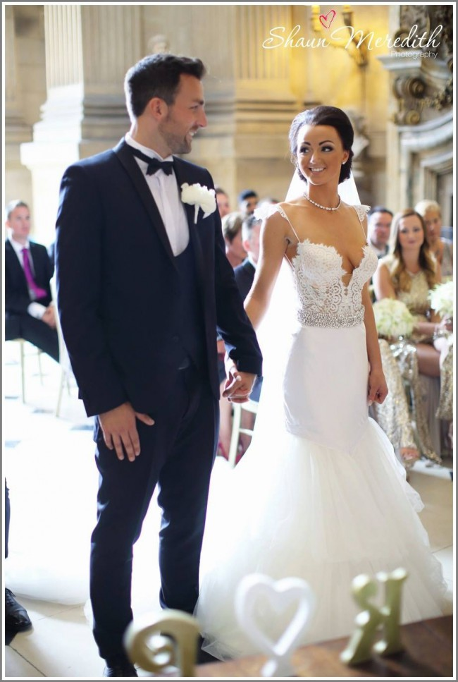 f8aab77c171 Zahavit Tshuba Megan Spring Summer 2015 Second Hand Wedding Dress on ...