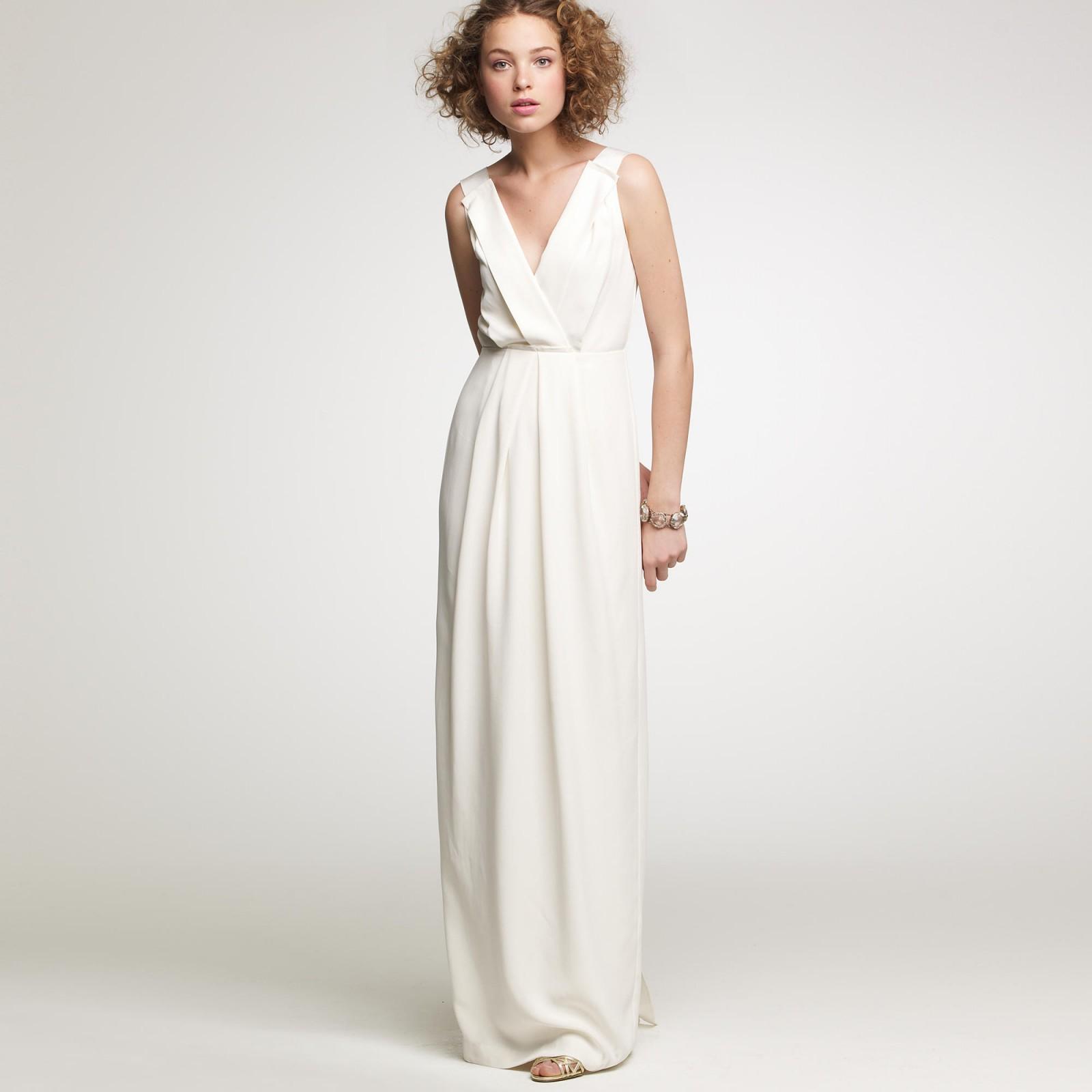 J Crew Wedding Dress.J Crew New Aveline Size 12