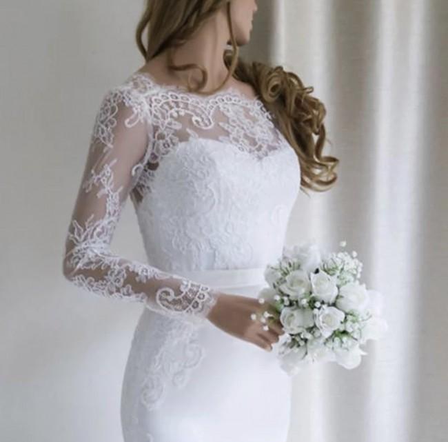 Custom Gown EA299