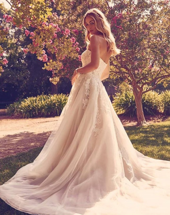 David's Bridal Collection, WG3861