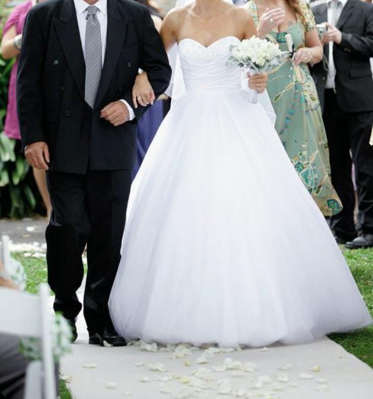 Cinderella Style Wedding Gowns: Style 205 Preloved Wedding