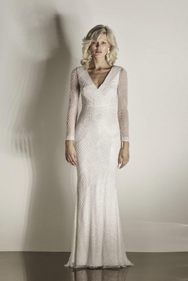 Rachel Gilbert Hazel Gown