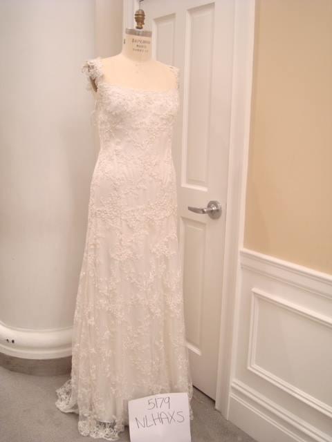 Pnina Tornai Style Nlha Wedding Gown Second Hand Wedding Dress On