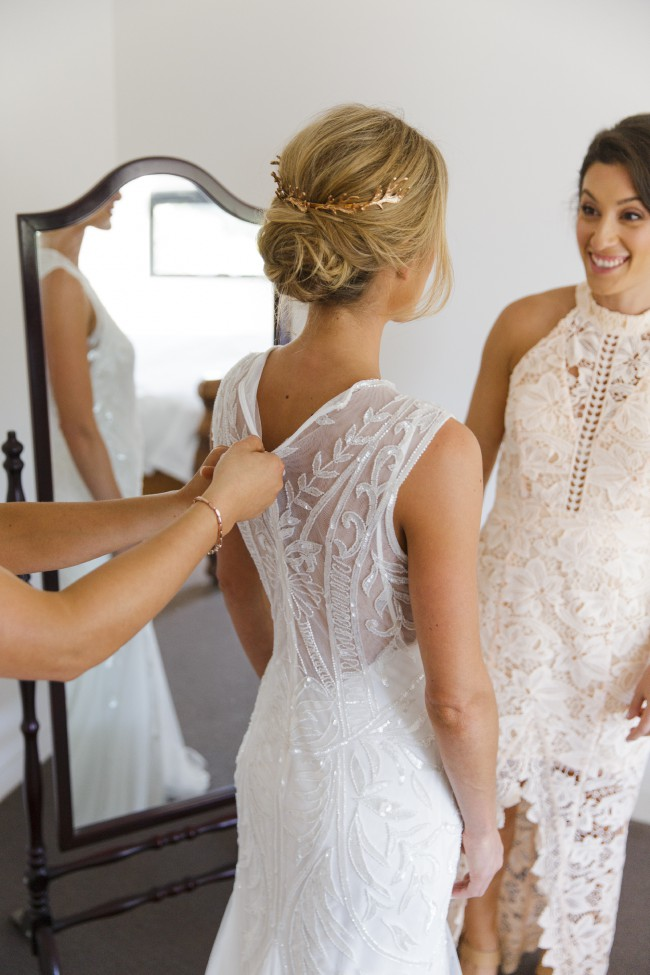 Rosa Clara, R S IBONE ZP - Wedding gown