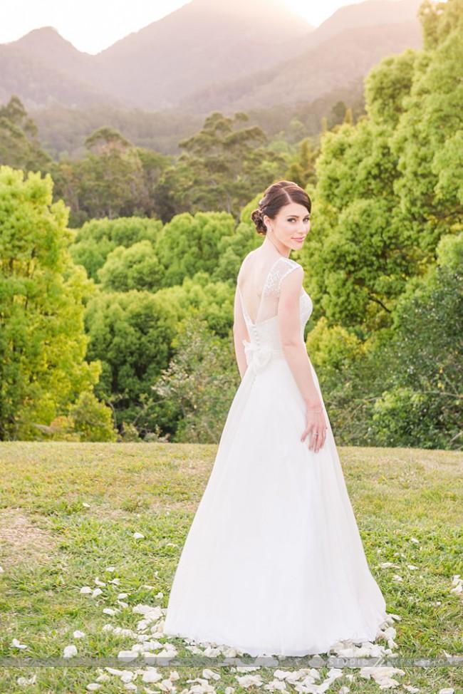 Bertossi Brides Couture, custom made dress