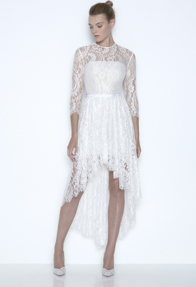Lover The Label Phoenix Dress, White Magick