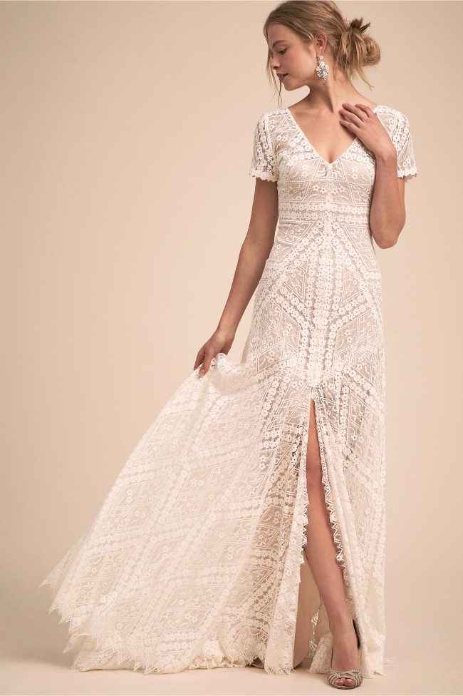 Watters, Clements Gown