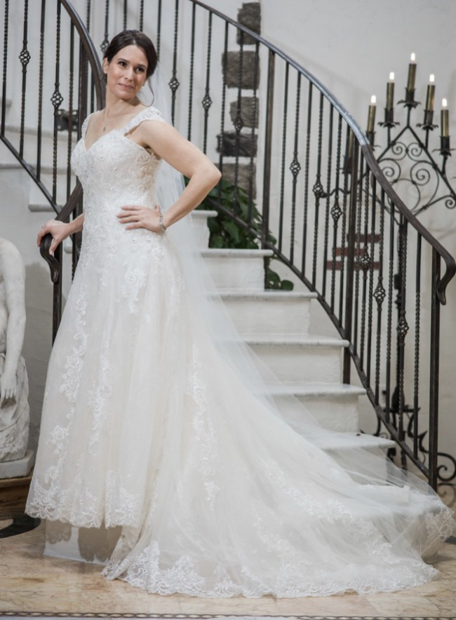 "Maggie Sottero, Bridal Gown - ""Gail"""
