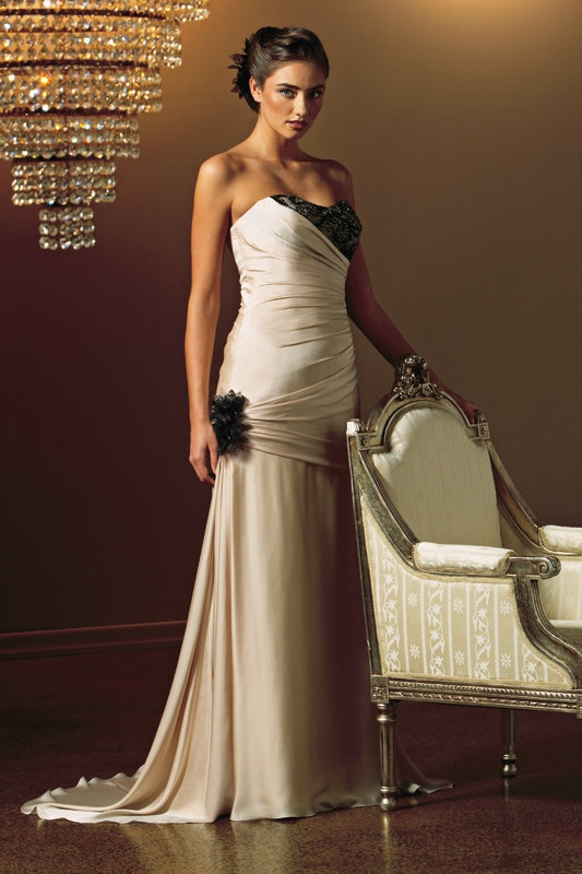 Brides By Mancini, Fit & Flare