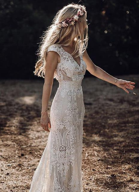 Unique Bridal Collection Eveline
