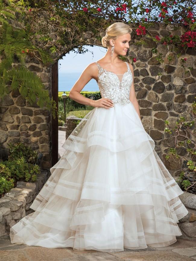 Casablanca Bridal, Whitney 2368