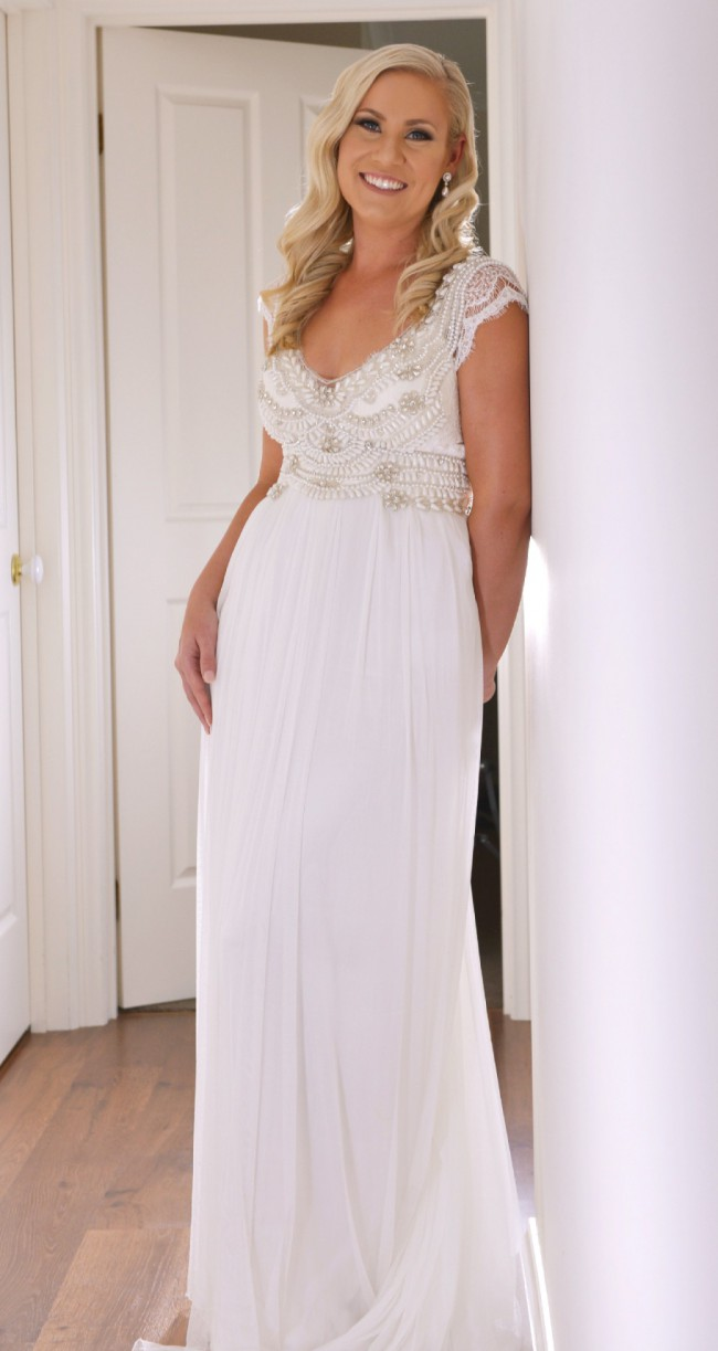 Anna Campbell Coco Second Hand Wedding Dress On Sale 57 Off