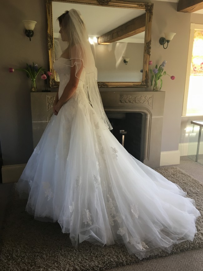 Anna Sorrano, Ball Gown