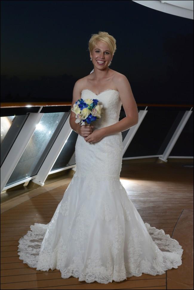 David's Bridal, V3680