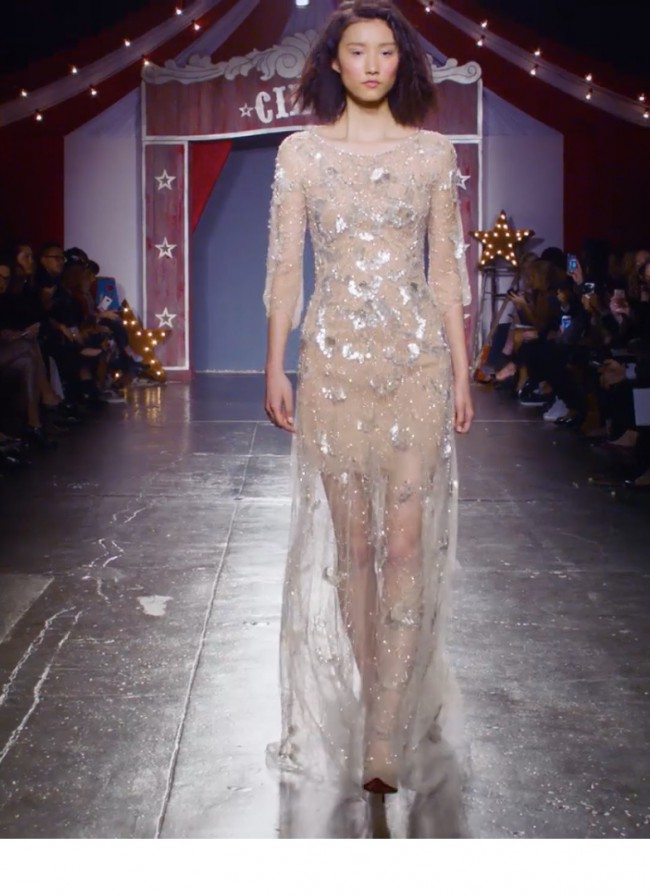 Jenny Packham, 'Freedom' from 2018 Collection!