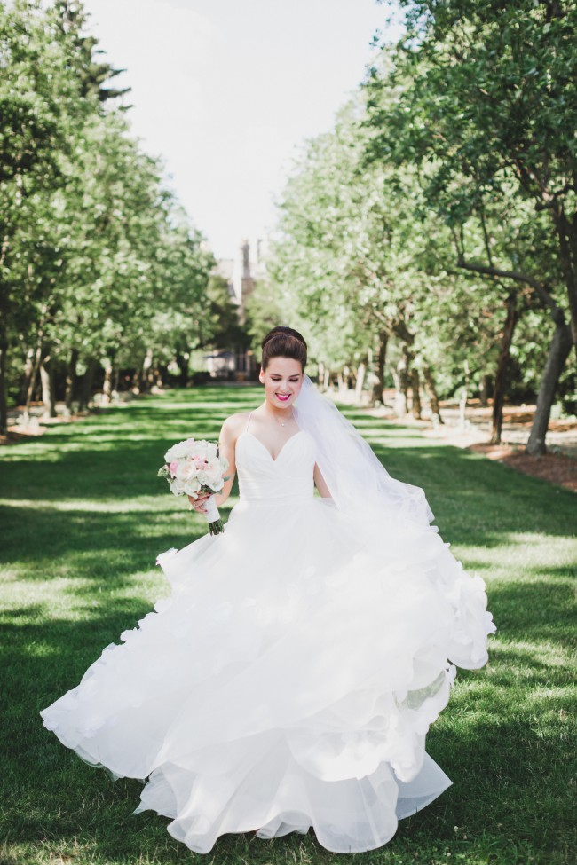 Hayley Paige Paige Gown