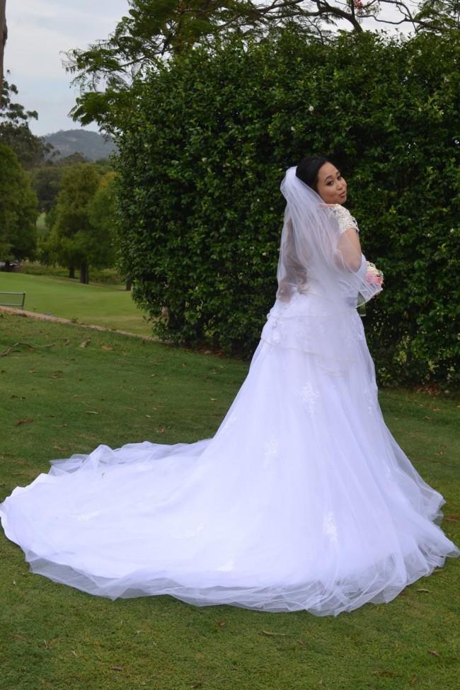 Mia Solano, Ball Gown