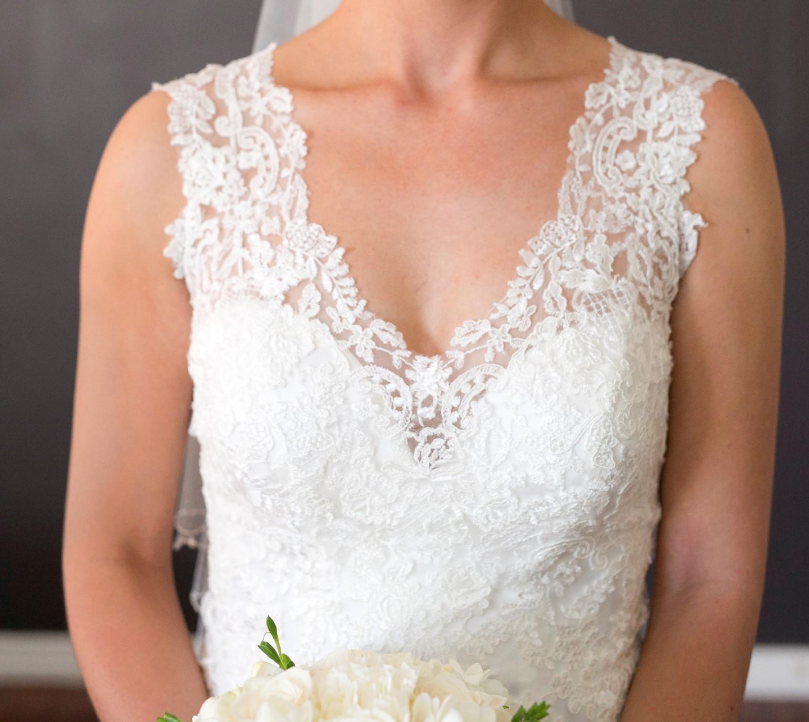 Maggie Sottero Harper/Melanie Second Hand Wedding Dress On