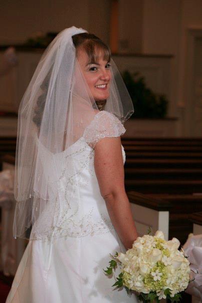 David's Bridal, V9374