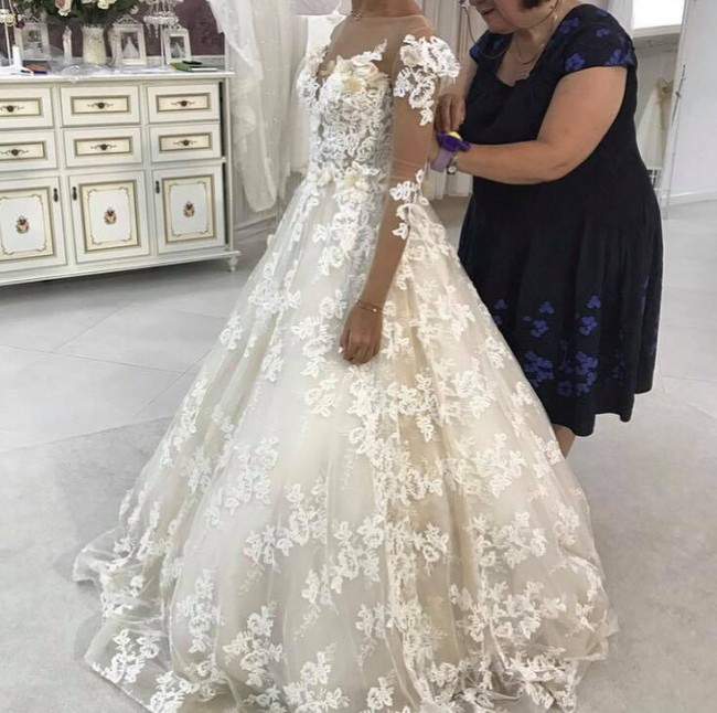 Henry Roth Second Hand Wedding Dress On Sale 82 Off: Milla Nova Bella Second Hand Wedding Dress On Sale 52% Off