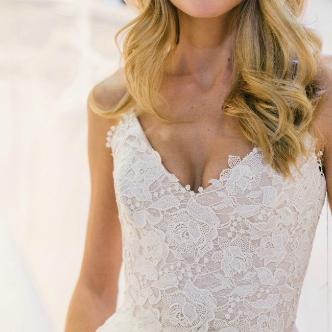 Caroline Castigliano, Bespoke Tertia Dress