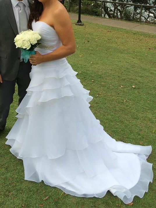 Cizzy Bridal CZ 3009-1X