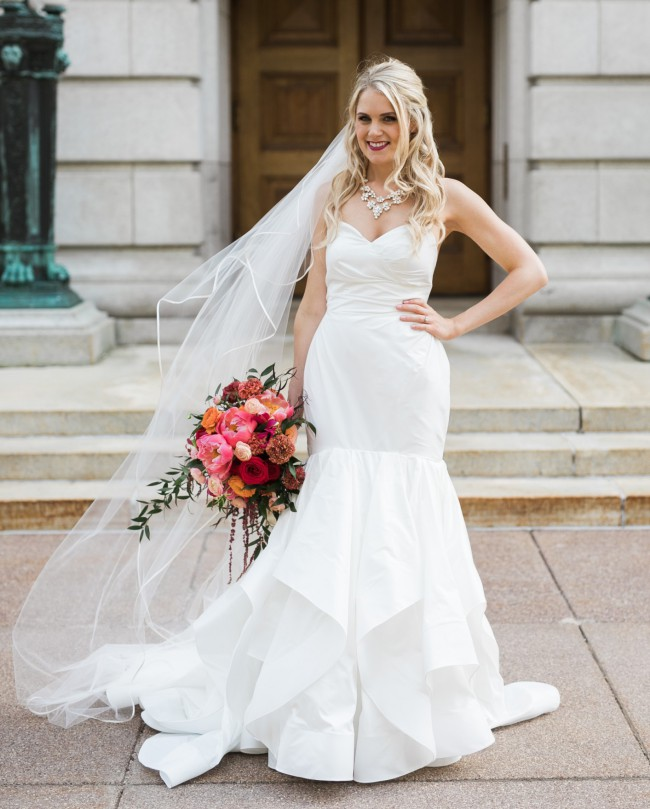 Hayley Paige Blush by Hayley Paige - Style 1658 Orion