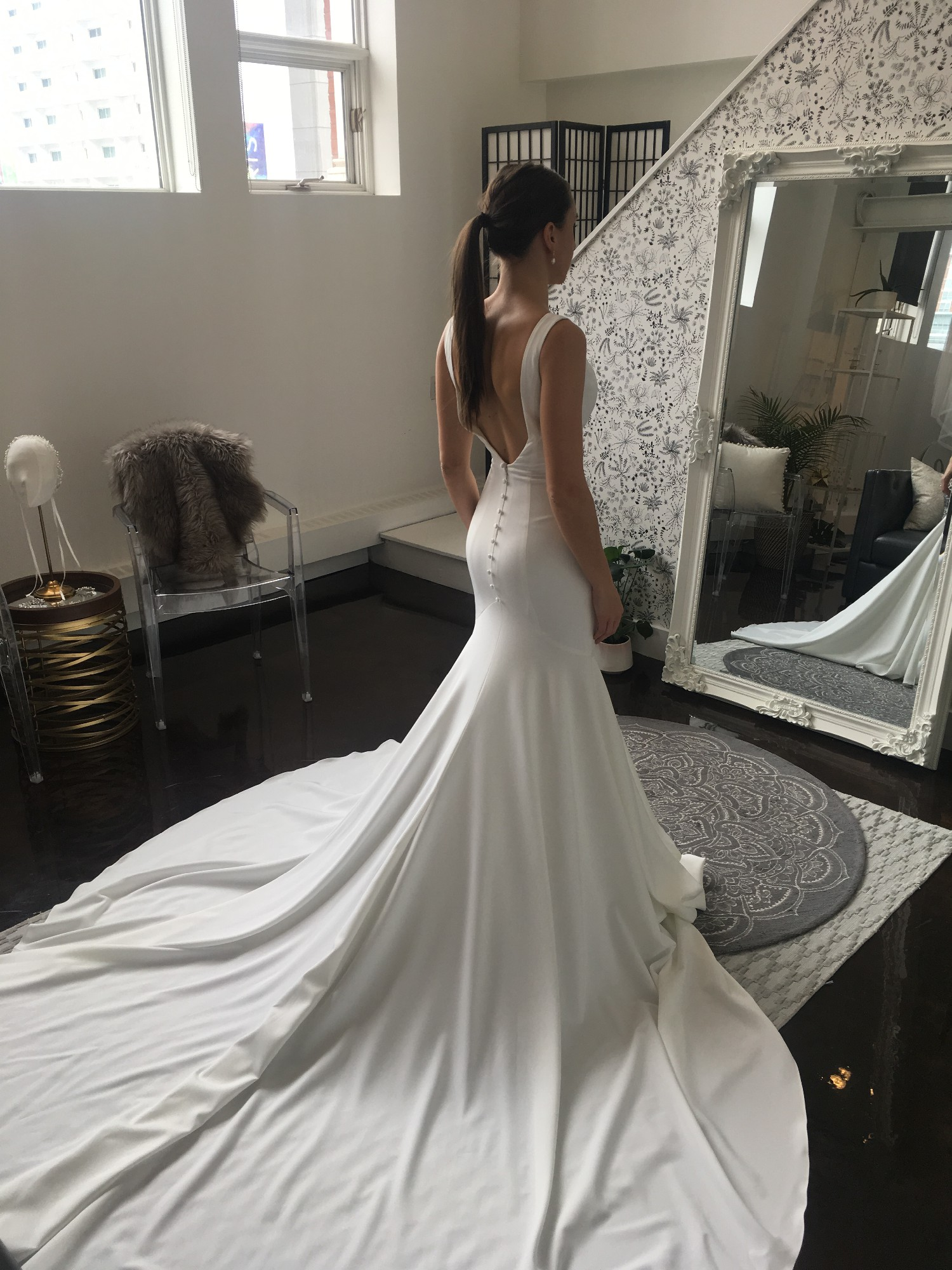 Made With Love Harper Second Hand Wedding Dress On Sale 42
