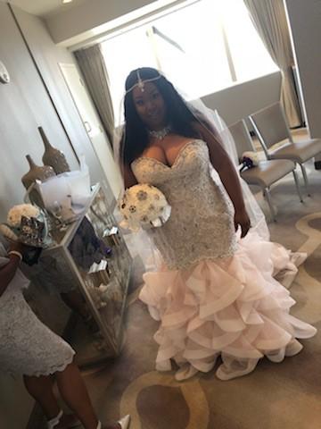 Allure Bridals C389