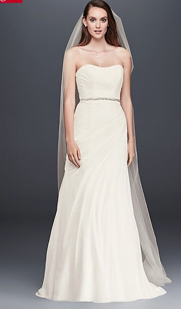 David's Bridal Collection DAVID'S BRIDAL COLLECTION V3540