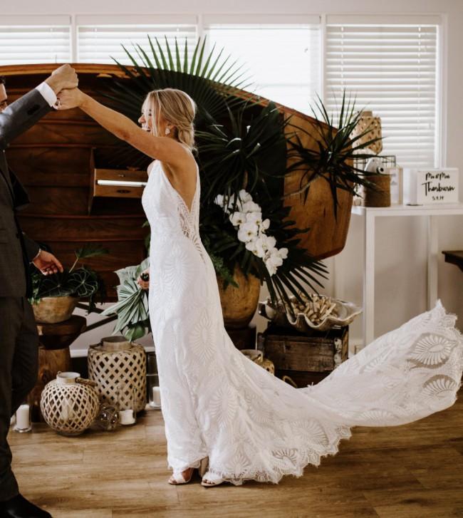 Allure Bridals, Wilderly bride - Marlowe