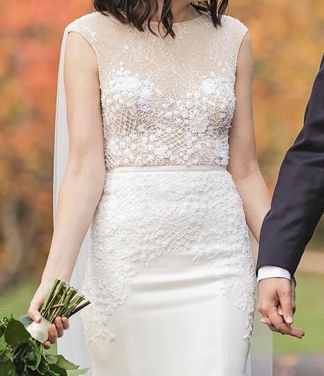 Jane Hill, Custom Made Dress
