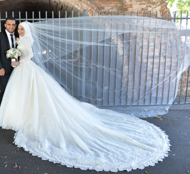 Amarige Bridal Couture Custom Made