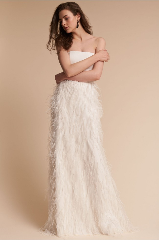 Watters Whim gown