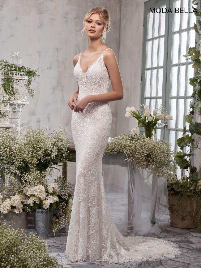 Marys Bridal Moda Bella MB2008