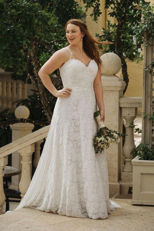 Sincerity Bridal 44063