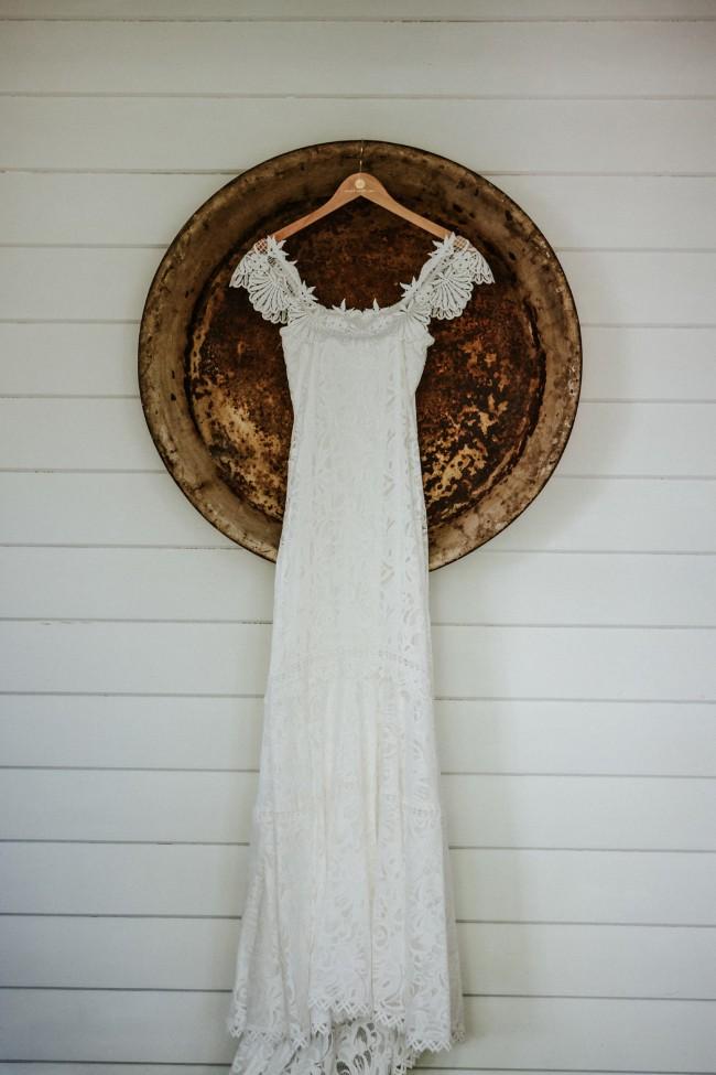 Grace Loves Lace, Cien Gown