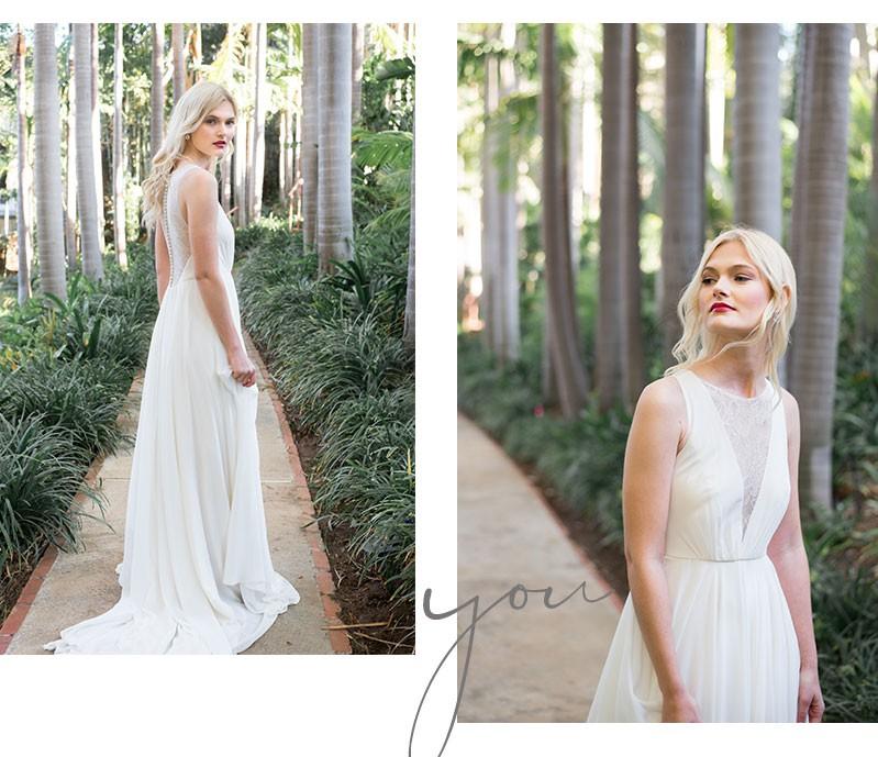 7c1cb0e40b Jenny Yoo Fallon 1881B Used Wedding Dress on Sale 47% Off - Stillwhite  Canada