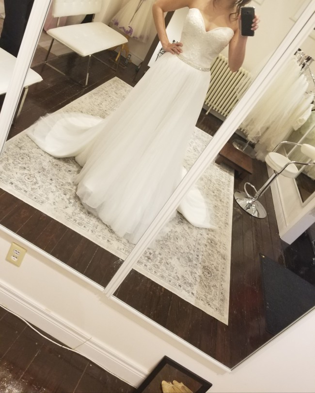 Allure Bridals 9324