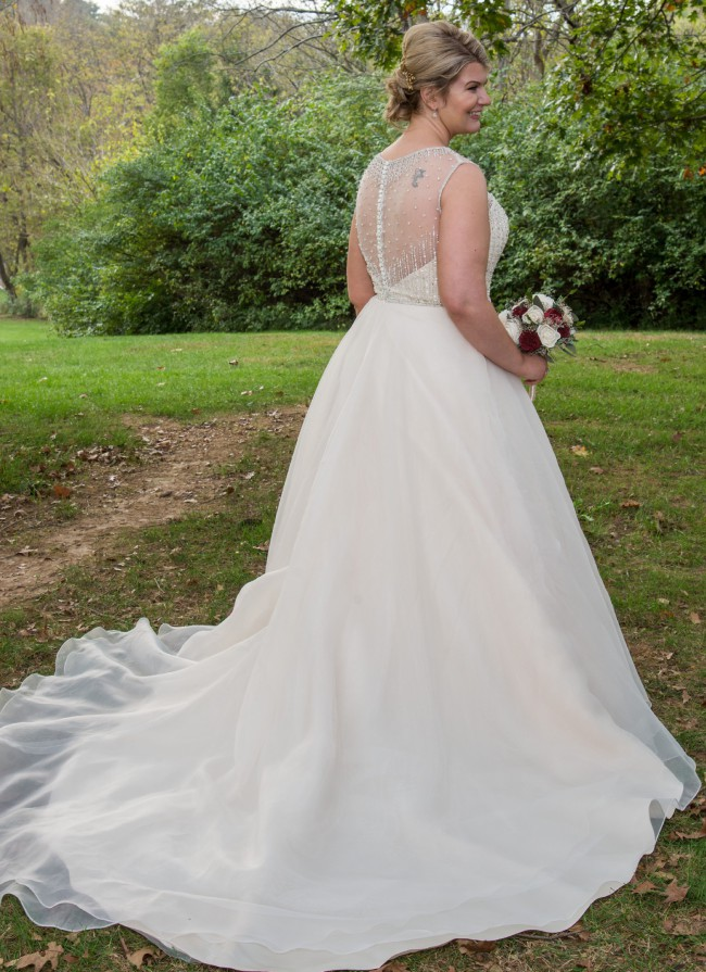 Fiore Couture Bp 134 Bettina Second Hand Wedding Dress On Sale 80