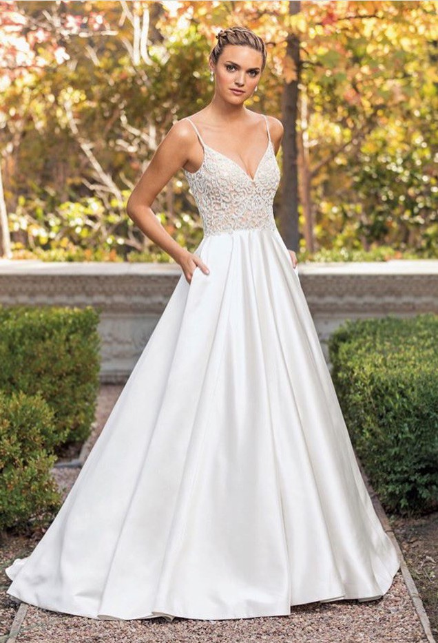 Casablanca Bridal Arielle 2347