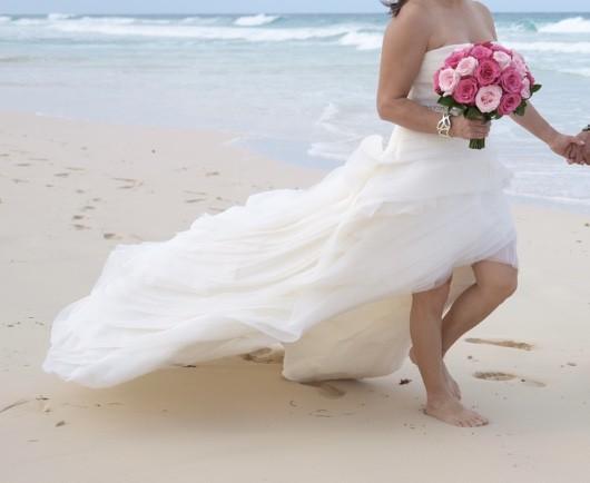 Vera Wang White By Vera Wang Organza High Low Wedding Dress Used Wedding Dress Save 42 Stillwhite