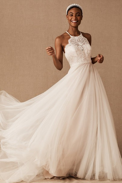 Watters Claremore Gown