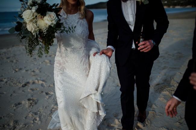 Karen Willis Holmes Aria Gown