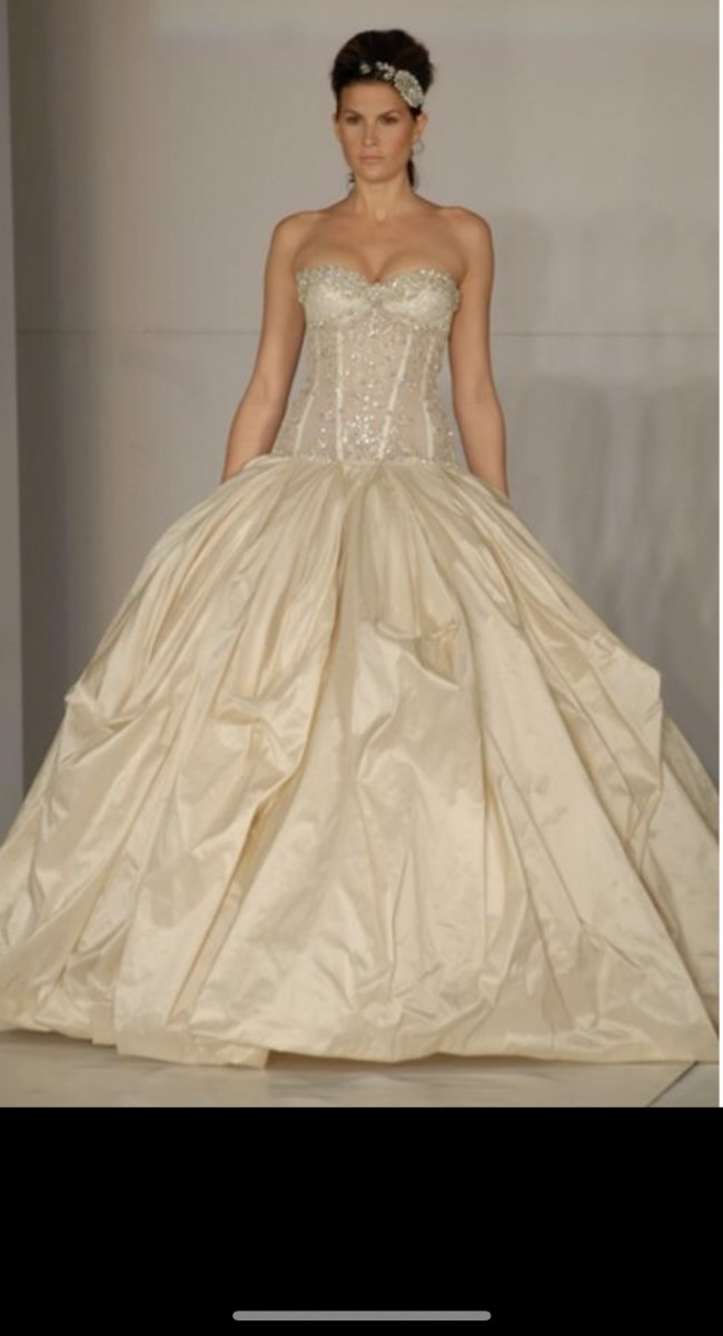 Ines Di Santo, Ball Gown