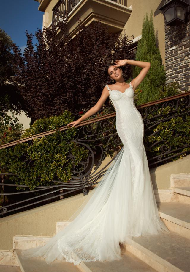 Galia Lahav, Jasmine- The Empress Collection